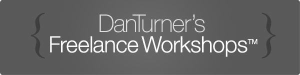 Dan Turner's Freelance Workshops